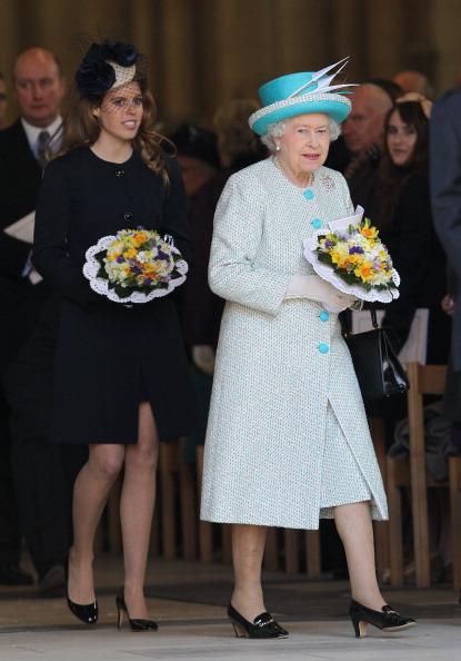 York - Yorkshire「Queen Elizabeth II Visits York For The Royal Maundy Service」:写真・画像(18)[壁紙.com]