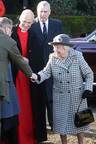 King's Lynn「The Queen Attends Church At Hillington In Sandringham」:写真・画像(4)[壁紙.com]