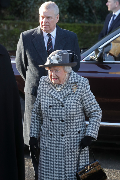 Norfolk - England「The Queen Attends Church At Hillington In Sandringham」:写真・画像(18)[壁紙.com]