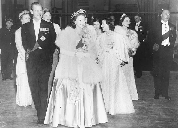 Elizabeth II「Queen Elizabeth II And Prince Philip」:写真・画像(19)[壁紙.com]