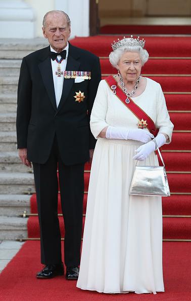 Schloss Bellevue「Queen Elizabeth II Visits Berlin」:写真・画像(1)[壁紙.com]