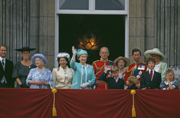 Color Image「Royal Family Trooping」:写真・画像(18)[壁紙.com]