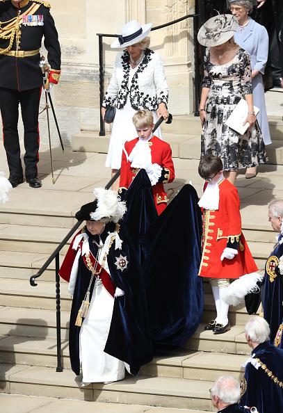 ヒューマンインタレスト「Order Of The Garter Service」:写真・画像(13)[壁紙.com]