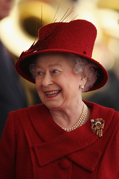 Brooch「Qatar State Visit To the UK」:写真・画像(7)[壁紙.com]