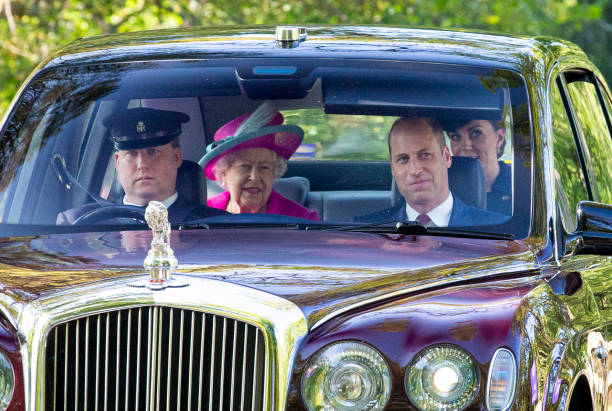 Royal Family Members Attend Crathie Kirk Church:ニュース(壁紙.com)
