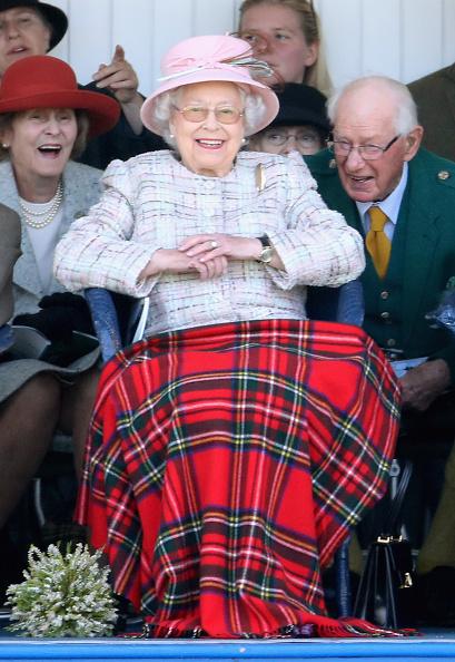 Plaid「The 2017 Braemar Highland Gathering」:写真・画像(10)[壁紙.com]