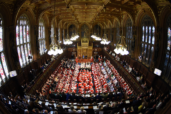 Houses Of Parliament - London「The State Opening Of Parliament 2017」:写真・画像(6)[壁紙.com]