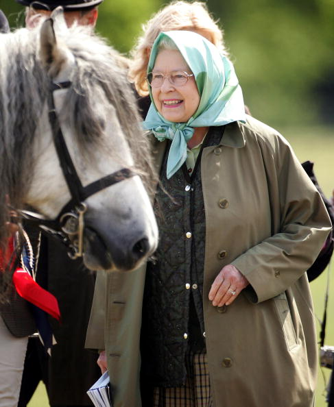 Horse「Royal Windsor Horse Show Day 2」:写真・画像(1)[壁紙.com]