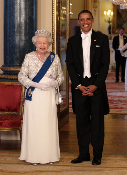 US President「US President Barack Obama Visits The UK - Day One」:写真・画像(9)[壁紙.com]