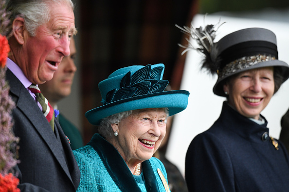 Princess Anne - Princess Royal「The 2018 Braemar Highland Gathering」:写真・画像(8)[壁紙.com]