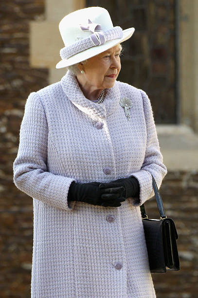 British Royals Attend Christmas Day Service At Sandringham:ニュース(壁紙.com)