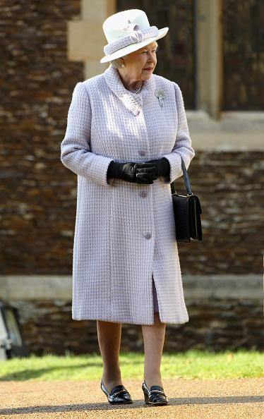 Christmas「British Royals Attend Christmas Day Service At Sandringham」:写真・画像(2)[壁紙.com]