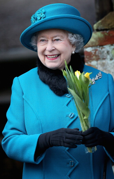 Christmas「The Royal Family Attend Christmas Day Service At Sandringham」:写真・画像(17)[壁紙.com]