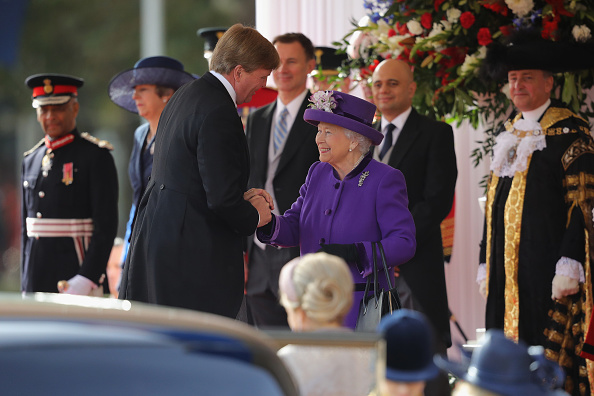King Willem-Alexander「State Visit Of The King And Queen Of The Netherlands - Day One」:写真・画像(12)[壁紙.com]