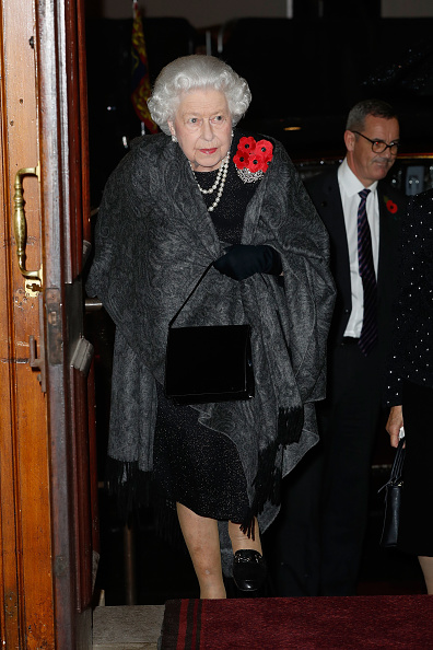 Queen - Royal Person「The Royal Family Attend The Festival Of Remembrance」:写真・画像(11)[壁紙.com]