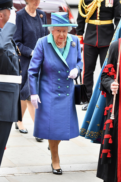 Event「Members Of The Royal Family Attend Events To Mark The Centenary Of The RAF」:写真・画像(4)[壁紙.com]