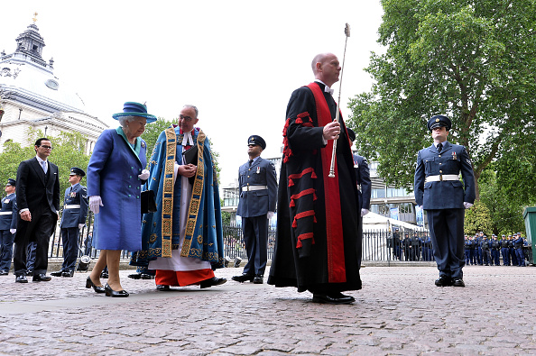 100th Anniversary「Members Of The Royal Family Attend Events To Mark The Centenary Of The RAF」:写真・画像(15)[壁紙.com]