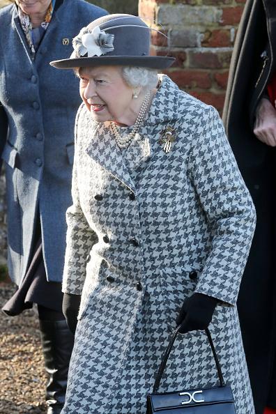 King's Lynn「The Queen Attends Church At Hillington In Sandringham」:写真・画像(19)[壁紙.com]