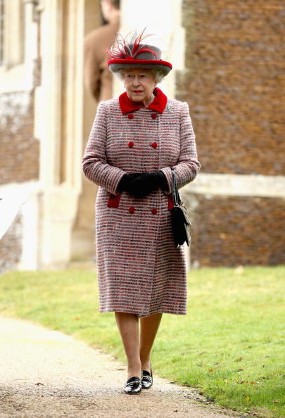 Christmas「Royals Attend Christmas Day Service At Sandringham」:写真・画像(13)[壁紙.com]