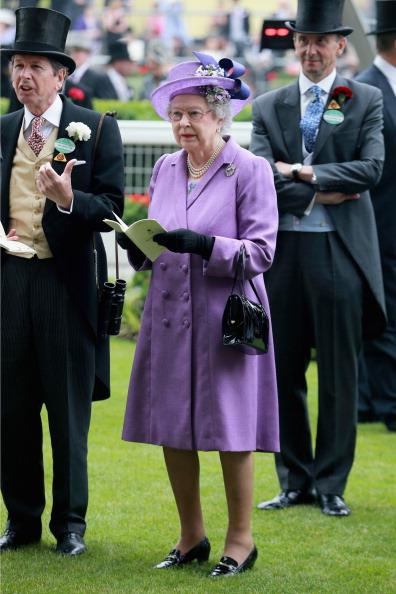 Coat - Garment「Royal Ascot 2013 - Day 3」:写真・画像(3)[壁紙.com]