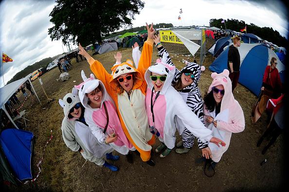 Animal Eye「Hurricane Festival 2015 - Atmosphere」:写真・画像(19)[壁紙.com]