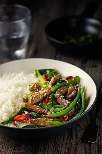 Basmati Rice「Oriental beef stir fry with basmati rice」:スマホ壁紙(16)
