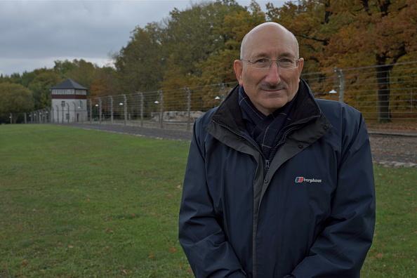Richard Blanshard「Cesarani At Buchenwald Site」:写真・画像(11)[壁紙.com]