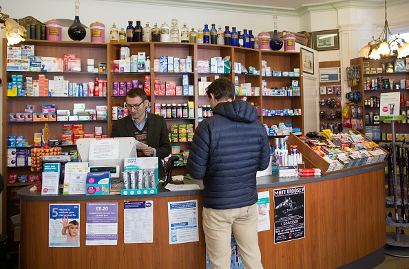 Pharmacy「High Street Chemists At Risk From The Government's NHS Cuts」:写真・画像(2)[壁紙.com]