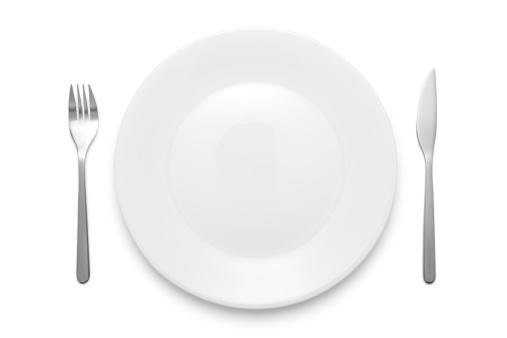 Silverware「Plate Fork and Knife」:スマホ壁紙(14)