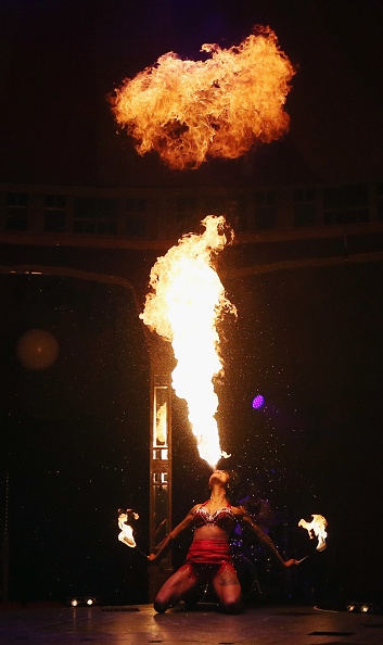 Oli Scarff「London Wonderground Festival At The Southbank」:写真・画像(16)[壁紙.com]