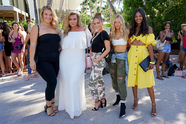 Sports Illustrated Swimsuit Issue「2018 Sports Illustrated Swimsuit at PARAISO During Miami Swim Week, W South Beach - Model Casting Call Day 1」:写真・画像(12)[壁紙.com]