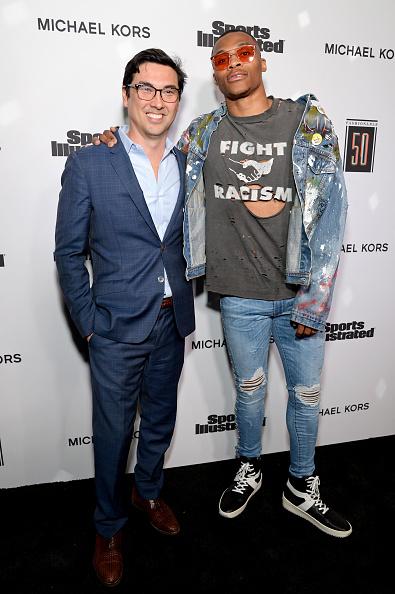 Michael Kovac「Sports Illustrated 2017 Fashionable 50 Celebration」:写真・画像(6)[壁紙.com]
