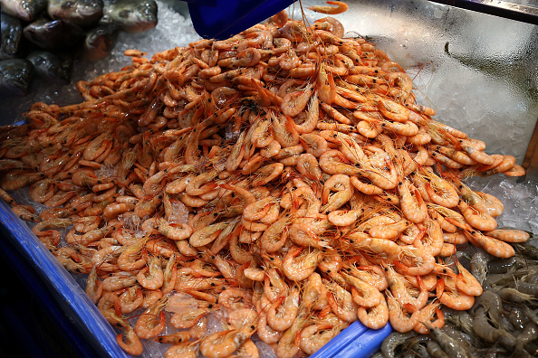 Prawn - Seafood「Sydneysiders Stock Up For Christmas At Sydney Fish Markets」:写真・画像(19)[壁紙.com]