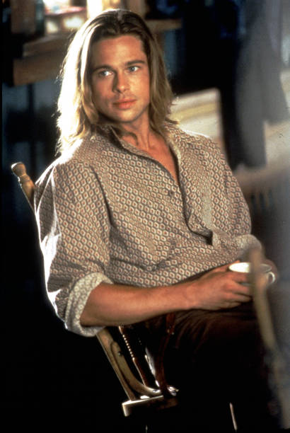 Brad Pitt in Legends of the Fall:ニュース(壁紙.com)