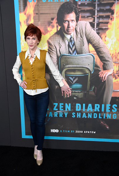 Frazer Harrison「Screening Of HBO's 'The Zen Diaries Of Garry Shandling' - Arrivals」:写真・画像(12)[壁紙.com]