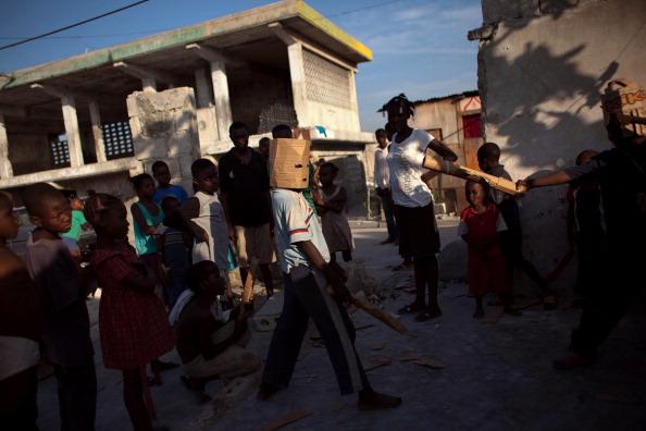 Homemade「Duvalier's Return Brings Back Specter Of Brutal Regime」:写真・画像(1)[壁紙.com]