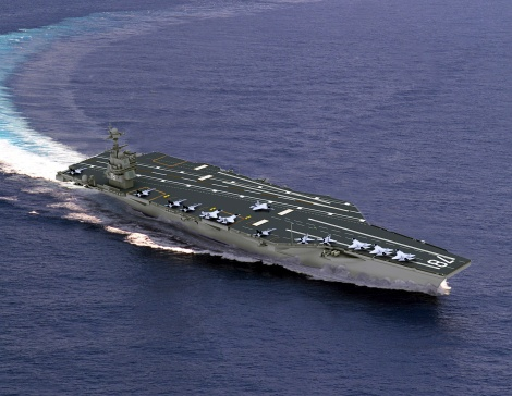Life Cycle「Artist's concept of USS Gerald Ford one of a new class of aircraft carriers」:スマホ壁紙(16)