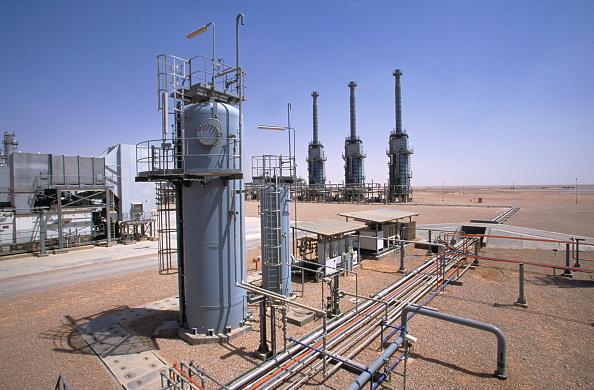Egypt「Shell Gas refinery, Western Desert, Egypt」:写真・画像(17)[壁紙.com]