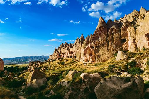 Rock Formation「Cappadocia」:スマホ壁紙(12)