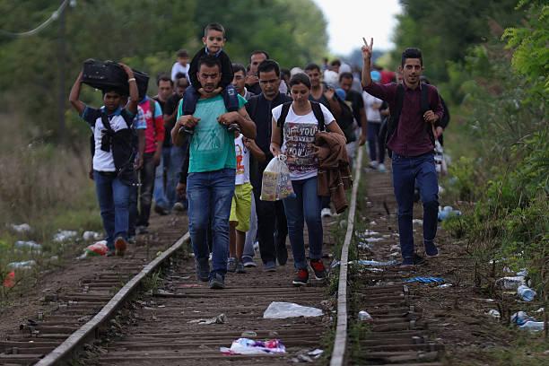 Austria Opens The Border To Thousands Of Migrants:ニュース(壁紙.com)