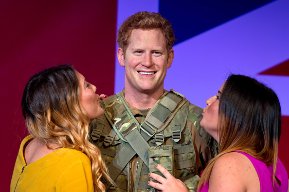 New「Madame Tussauds Unveil New Wax Figure Of Prince Harry」:写真・画像(3)[壁紙.com]