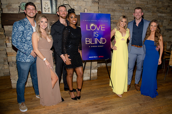 Attached「Netflix's Love Is Blind VIP Viewing Party In Atlanta」:写真・画像(0)[壁紙.com]