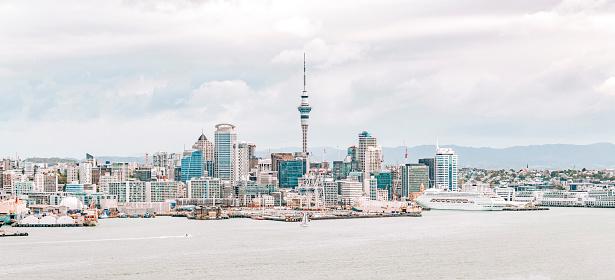 2018「Auckland skyline」:スマホ壁紙(16)