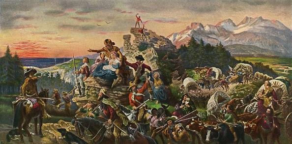 成長「'Westward the Course of Empire Takes Its Way' -」:写真・画像(19)[壁紙.com]