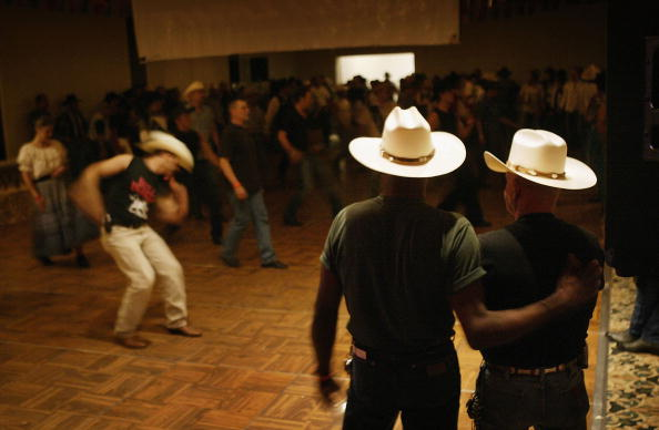 Del Mar - California「San Diego Opens 16th Annual Gay Rodeo」:写真・画像(12)[壁紙.com]