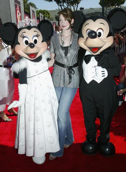 ミニーマウス「The Princess Diaries 2 Royal Engagement Film Premiere」:写真・画像(9)[壁紙.com]