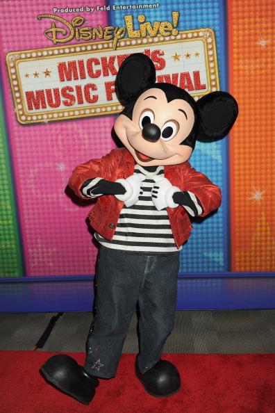 ミッキーマウス「Disney Live! Mickey's Music Festival」:写真・画像(3)[壁紙.com]