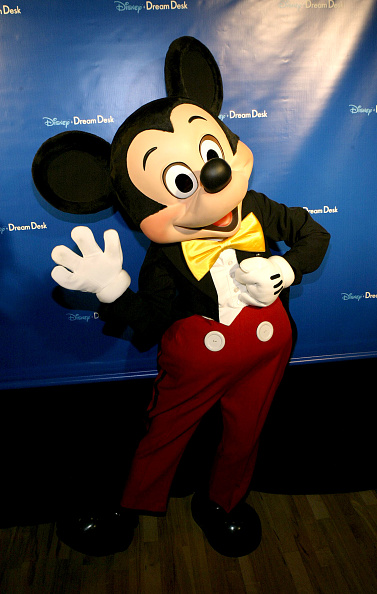 Mickey Mouse「Unveiling Of The New Disney Dream Desk PC For Kids」:写真・画像(13)[壁紙.com]