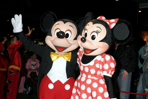 Mickey Mouse「Magical World of Disney On Ice Opening Night」:写真・画像(16)[壁紙.com]