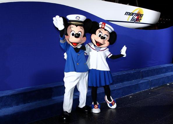 ミニーマウス「Premiere Of Walt Disney Pictures' 'Morning Light' - Arrivals」:写真・画像(6)[壁紙.com]